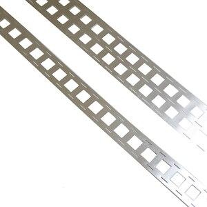 Image 4 - 2M טהור רצועה, תא מרווח 18.5mm, ללא בעל, עבור 18650 ליתיום סוללות, גבוהה טוהר טהור ניקל חגורת אוטובוס בר
