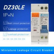 DZ30LE-32 мелкая бытовая протектор утечки электрические гибкие трубы фитинг интерьер Flex воздушный выключатель двойного назначения в, двухдиапазонный, Wi-out, двухдиапазонный, Wi-провод 16/20/25A