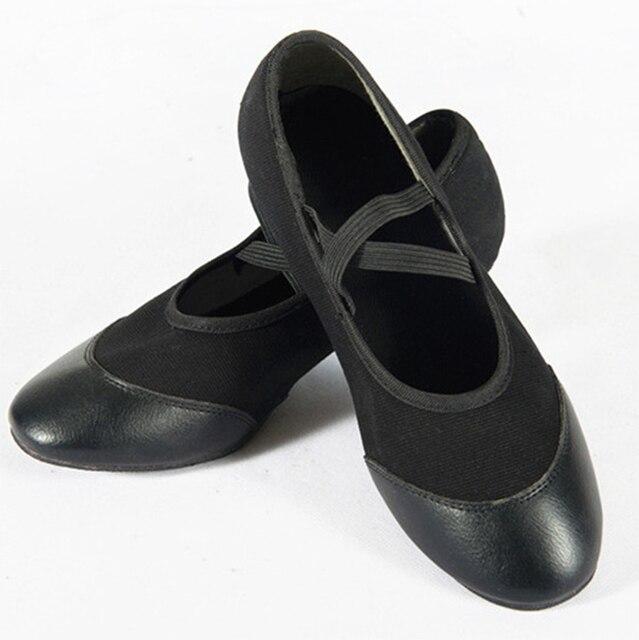 Zapatillas de baile profesionales para Mujer, zapatos de baile para niña y niño