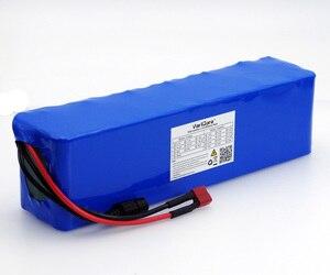 Image 2 - Varicore 36v 12Ah 18650リチウム電池パック10s4pハイパワーオートバイ電気自動車の自転車スクーターbms + 42v 2A充電器