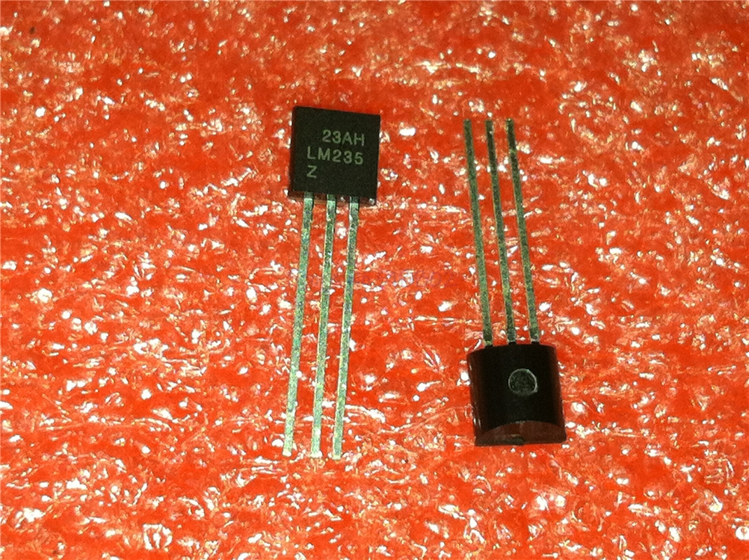 5pcs/lot LM235Z LM235 TO-92 In Stock