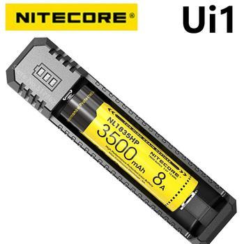 NITECORE UI1 przenośna ładowarka litowo-jonowa USB DC 5V 1A 5W kompatybilna z akumulatorem 18650 21700 26650 do latarki NITECORE tanie i dobre opinie CN (pochodzenie) Batterty charger 110v-240v For 21700 battery