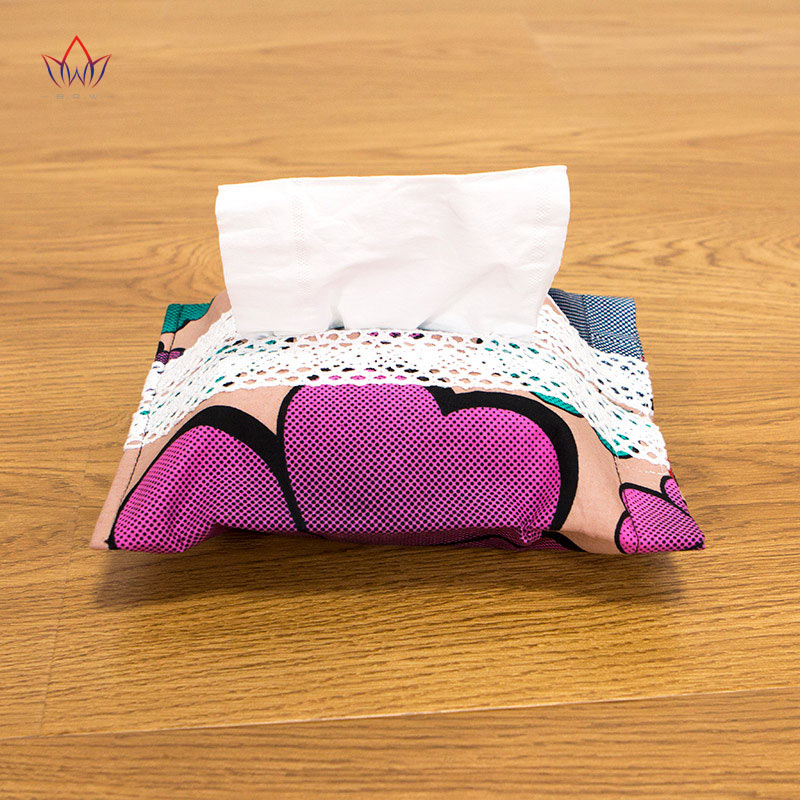 1pc New Tissue Box Home Bathroom Toilet Paper Napkin Holder Case Car Storage Bag Wedding Room Car Hotel WYB486