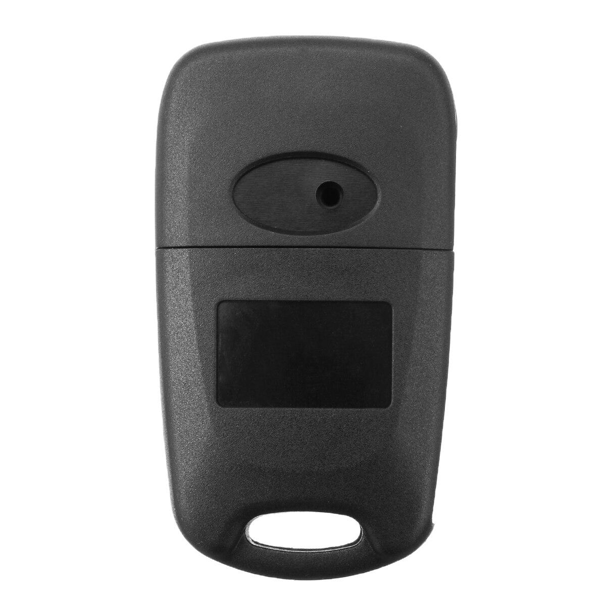 3 Button Car Key Cover Case Remote Key Fob Case Shell Accessories For Kia Ceed Picanto Sportage For Hyundai i20 i30 ix35 5