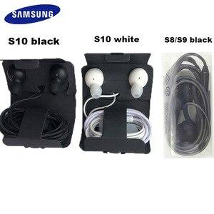 Image 5 - Auricolari Samsung AKG EO IG955 3.5mm In ear con microfono auricolare per Samsung Galaxy s10 S9 S8 S7 S6 S5 huawei xiaomi smartphone