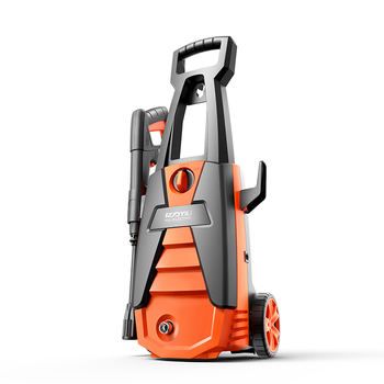цена на Fully Automatic High Pressure Washer Electric Car Washer Home Use High-pressure Washing Machine 1600W High Power Cleaning Tools