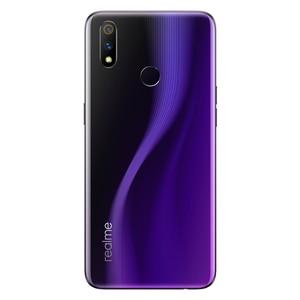 """Image 4 - Telefony komórkowe Realme X Lite 6.3 """"Snapdragon 710 2340X1080 4GB RAM 64GB ROM 20W VOOC 25.0MP odcisk palca 4045mAh 4G LTE telefon komórkowy"""