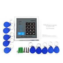 цена на Credit Card Access Control /Id Single Door Access Integrated Machine / Access Controller Inductive Induction Machine Ad2000-M