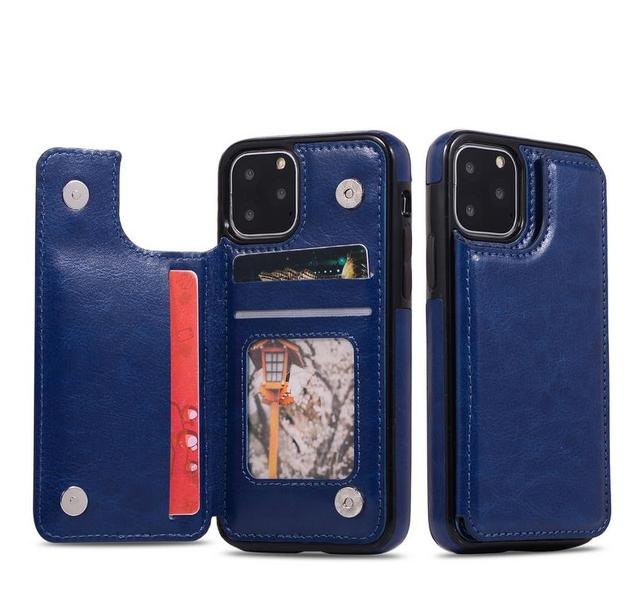 Iphone 11 pro max case with card holder