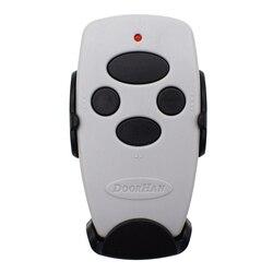 1pcs portão DOORHAN transmissor rolling code controle remoto da porta da garagem 433mhz DOORHAN transmissor 2 4 interfone chave duplicador