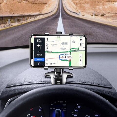 carro multifuncional suporte do telefone movel 360 graus de ventilacao ar montagem gps suporte do