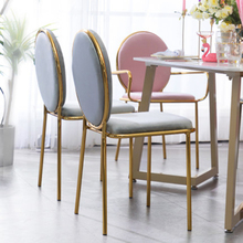 Dining Chair Chaises Salle Manger Simple And Easy Backrest Makeup Chair For Living Room Sillas De Comedor