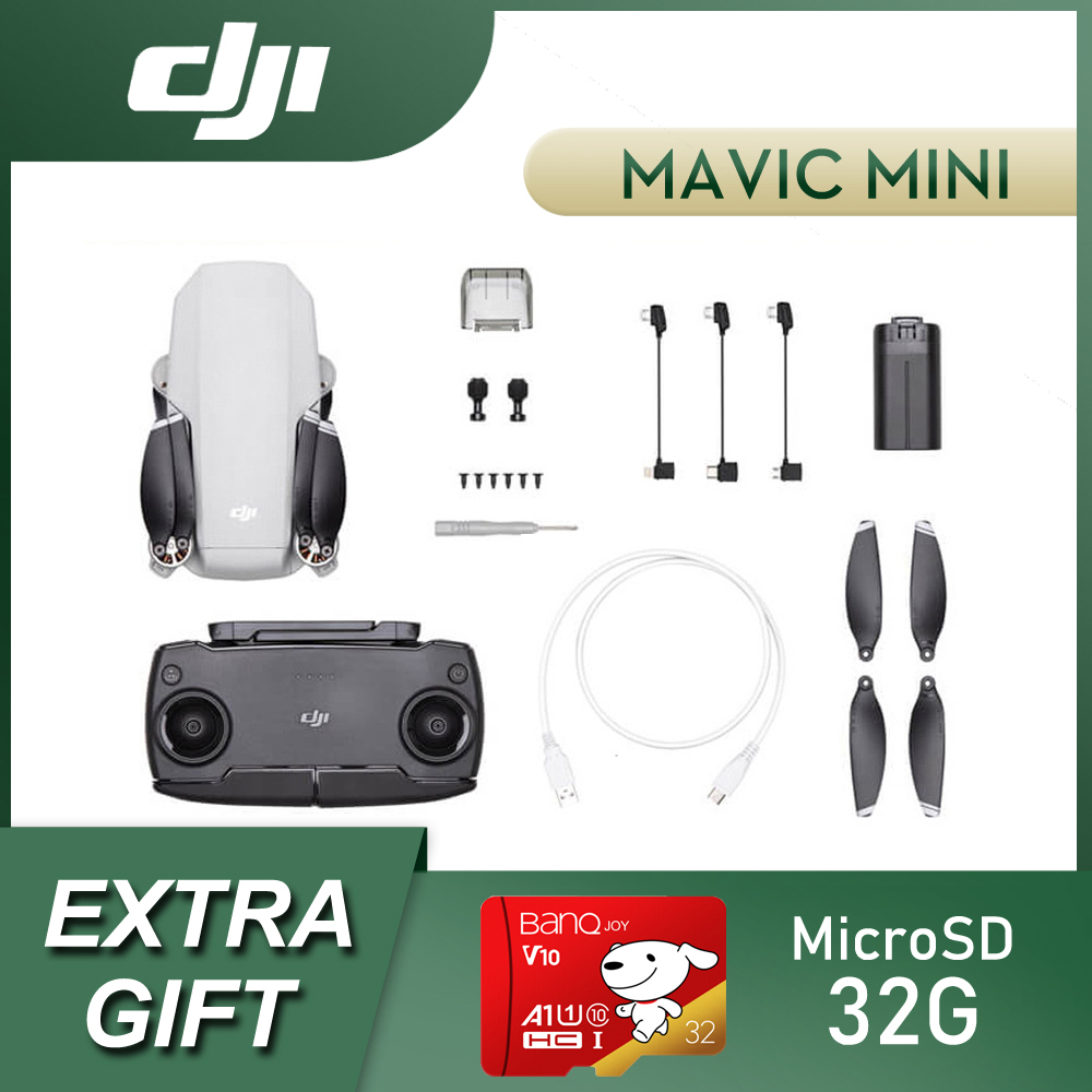 DJI Mavic Mini Camera Drone 249g Ultralight MR1SS5 3 Axis Gimbal 2.7K Camera 30Minutes Flight Time 4km HD Video Transmission|Drone Accessories Kits| - AliExpress