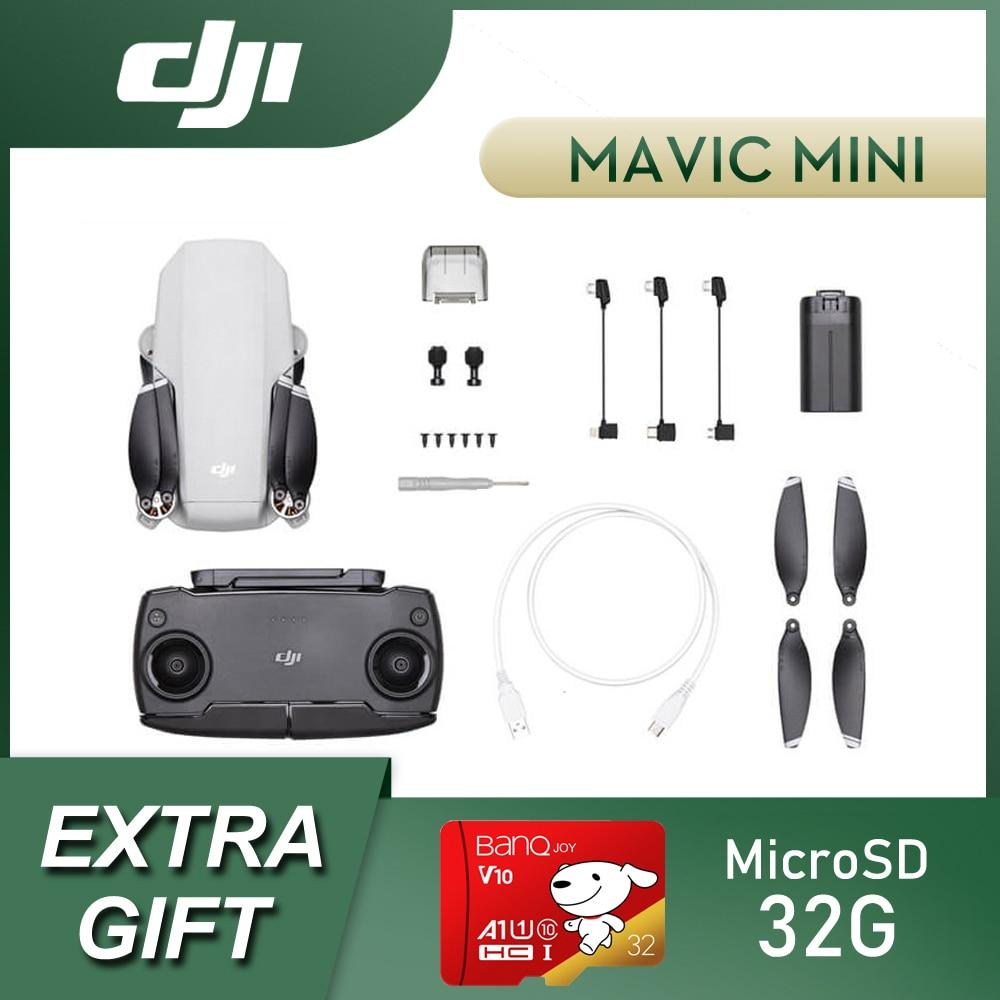 DJI Mavic Mini Camera Drone 249g Ultralight MR1SS5 3 Axis Gimbal 2.7K Camera 30Minutes Flight Time 4km HD Video Transmission|Camera Drones| - AliExpress