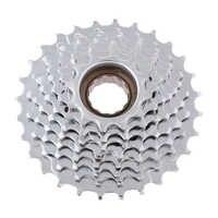 8 Speed Steel Cassette Sprockets 12-28T Mountain Bike Bicycle Freewheel