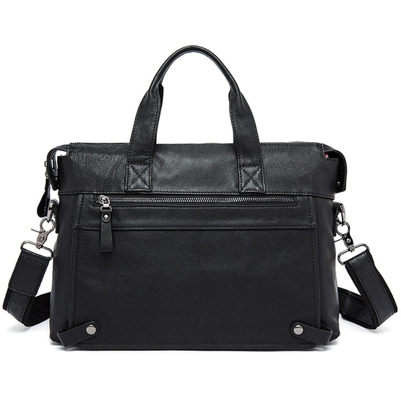 BEAU-Men's Briefcase Handbag/Office Bag/Men's Bag/Leather Tote/Business Bag