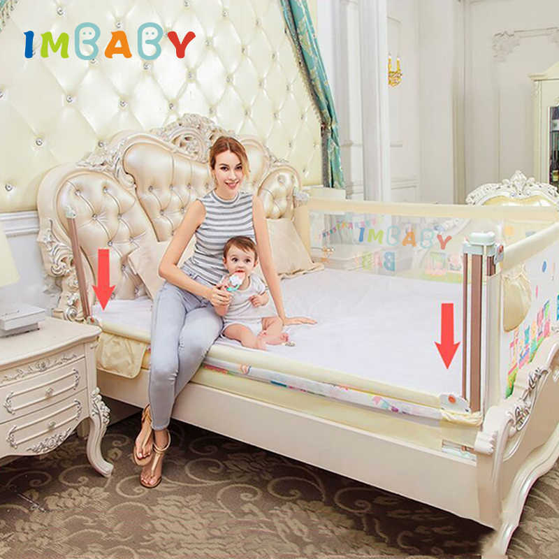 Bed Rail Baby Bed Fence Safety Gate Baby Barrier For Beds  Bed Rail Crib Rails Security Fencing Children Guardrail Baby Playpen