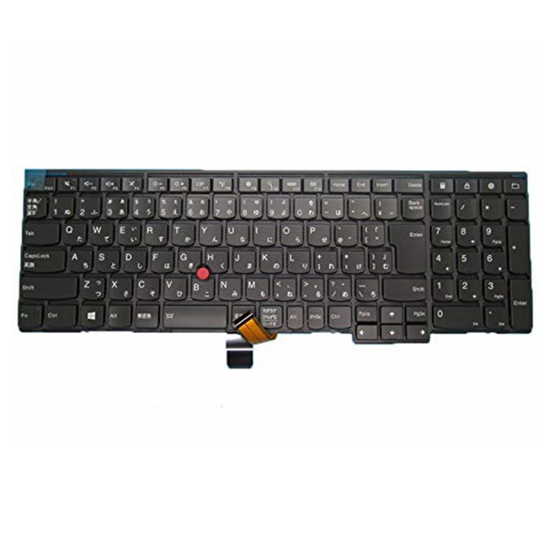 laptop keyboard for Lenovo Thinkpad E540 W540 T540P L540 L570 E531 T550 T560 W550S P50S Japanese JP JA 04Y2498 0C45061 backlit image