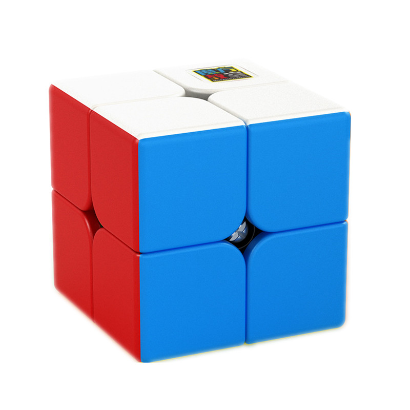 Moyu MeiLong Mini Pocket Cube Speed 2x2 Magic Cube Profession Puzzle Cube Education Children's For Game Toys Gift(China)