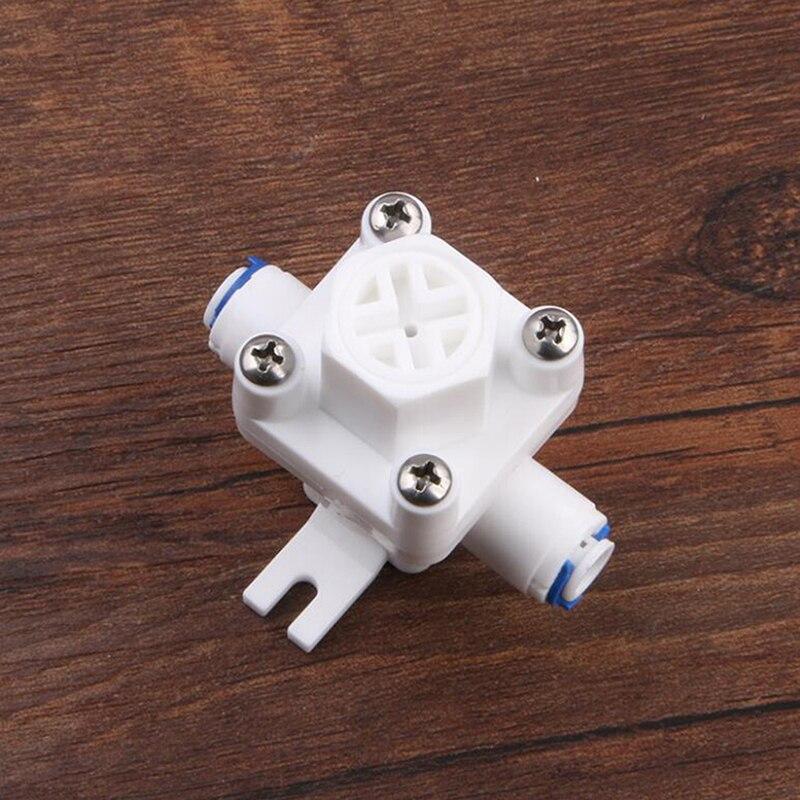 Пластиковый клапан сброса давления воды регулятор давления воды шланг быстрого подключения обратного осмоса RO