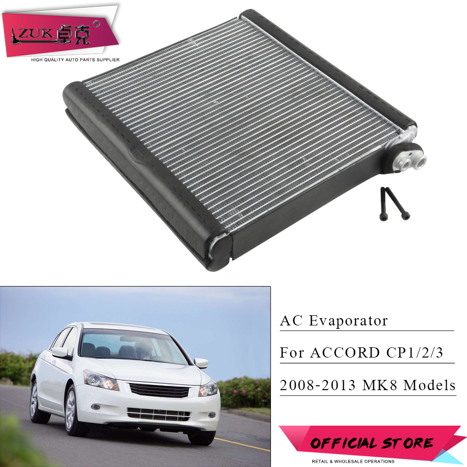 New A//C Evaporator Core Front For 2007-2011 Honda CR-V CRV Civic 80211-SWA-A01