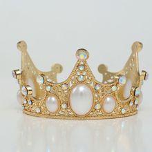 Crown-Props Photo-Headdress-Accessories Shooting Photography Newborn Girls Infant Kids