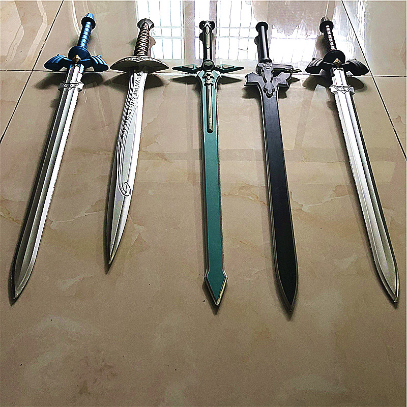 80cm 1:1 Cosplay Sword 5 Style  The  72cm Sting SkySword Sword Art Online Sword