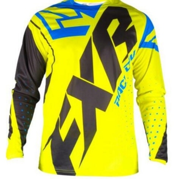 NEW FXR Motocross Shirt Motorcycle Jacket Off-road T-shirt Ride Bicycle Long-sleeve Jersey Moto Cycling Jersey Men Long Sleeve nerve motorcycle jacket waterproof brand racing suit off road cycling jersey motocross moto protecion windproof clothing for men