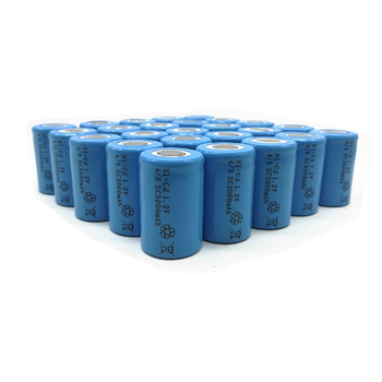 8/10/12/15psc 4/5sc 1.2v rechargeable battery 3000mAh 4/5sc Sub C ni-cd no tabs image