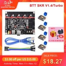 Bigtreetech Btt Skr V1.4 Skr V1.4 Turbo 32 Bit Control Board Wifi Module TMC2130 TMC2209 TMC2208UART Upgrade Skr V1.3 Mks gen L