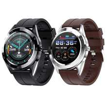 [bluetooth Call]Bakeey Y10 1.54' Full Touch Screen Dual Menu Style Multiple Heart Rate Blood Pressur