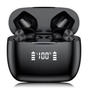 TWS наушники Bluetooth наушники беспроводные наушники с сенсорным управлением наушники с шумоподавлением водонепроницаемые спортивные гарниту...