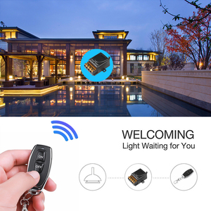 Image 5 - Kebidu AC 110V 240V 30A ממסר אלחוטי RF חכם שלט רחוק מתג משדר + מקלט עבור 433MHz בית חכם מרחוק