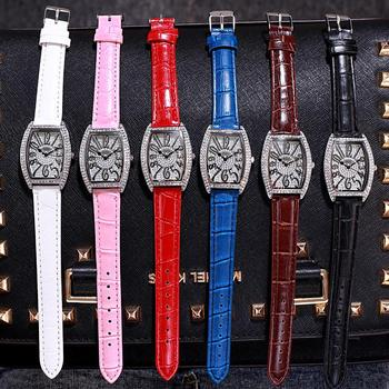 2020 women clock new fashion women watch PU leather band watch luxury quartz wristwatch ladies casual watches hot sale casual watches fashion women watch top brand hot sale ladies wristwatch ccq new clock simple design female quartz watch for girl
