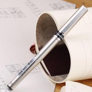 Image 5 - 12 قطعة Mitsubishi Uni Ball Fine Deluxe UB 177 0.7 مللي متر Gen قلم حبر قلم الكرات الدوّارة مقاوم للماء أسود/أزرق/أحمر لون الحبر