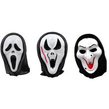 Halloween Zombie Mask Ghost Festival Horror Scary Cosplay Bar Decoration