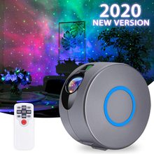 Colored Starry Sky Night Light From The Network Galaxy Projector Smart Star Ceiling Valentine's Day Decoration