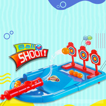 Tabletop Pinball Toys Mini Parent-child Interaction Shooting Educational Games Kid Desktop Fun Toys Marbles Family Interactive plastic toy baby birthday gift desktop funny game tabletop shoot football fossball family parent child interactive educational