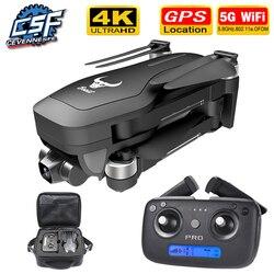 2020 nwe sg906 pro zangão 4k hd cardan mecânico câmera 5g wifi sistema gps suporta tf cartão drones distância 1.2km vôo 25 min