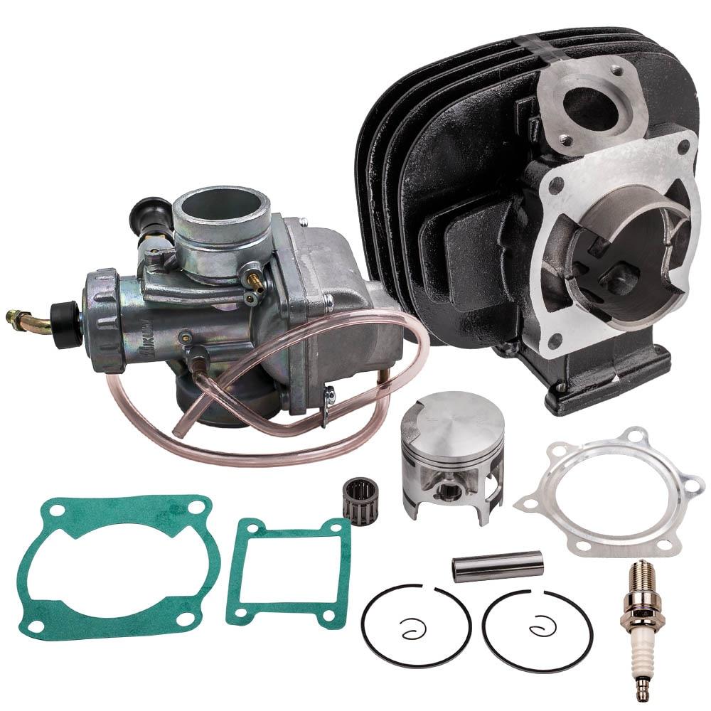 Yamaha Blaster 200 YFS200 Cylinder Carburetor Piston Gasket Top End Kit Set