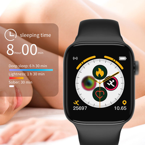 Image 4 - KARUNO inteligentny zegarek tętna Monitor ciśnienia krwi inteligentne zegarki dla Android iOS opaska monitorująca aktywność fizyczną mężczyźni kobiety poręczny inteligentny zegarek