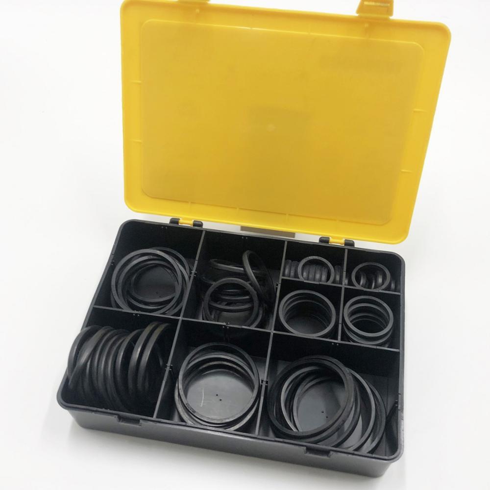 kit de d ring 4c4784 para escavadeira kit para vedacao de gato borracha plana reparo d