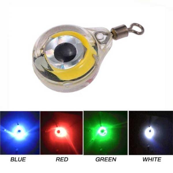 プロモーション! 釣りライト夜蛍光グロー Led 水中夜誘致魚用 LED 釣り Supplie