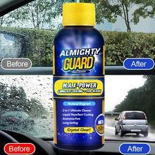 60 мл Многоцелевой стекло пятновыводитель для автомобиля Стекло Очиститель окна очистки обслуживания