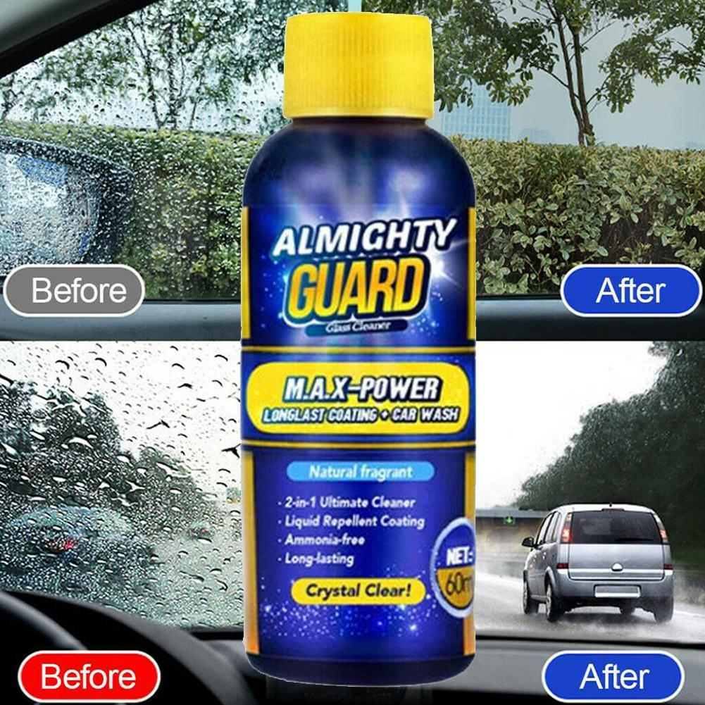 New 60ml Multipurpose Glass Stain Remover For Car Glass Glass Cleaner Window Cleaning Maintenance