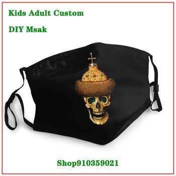 Baby Yoda DIY value mask for face fashion masque france drapeau masque adulte lavable masque reutilisable enfant Luxury Brand