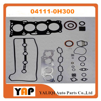 2AZFE Overhaul Gasket Kit Engine FOR FITToyota CAMRY ACV40 2AZ 16V 2.4L 04111-0H300 2004-2012