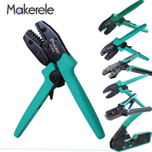 CP Series Multifunctional Straigth Crimper Cable Cutter Automatic Wire Stripper Stainless Steel Ratchet Terminal Crimping Tool