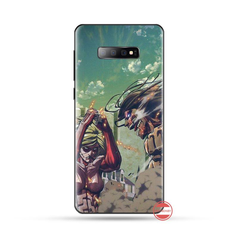 Bataille de Titans / Coque Samsung 1
