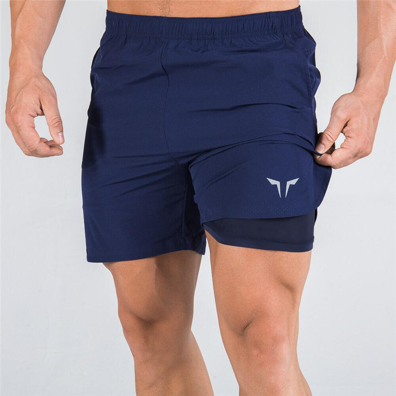 Streetwear Fitness Shorts 2019 Summer Men's Beach Shorts Jogger Casual Shorts Men's Fashion Design Style Men's Brand Shorts